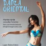 NUEVA CLASE DE DANZA ORIENTAL
